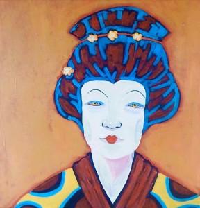 Weary Geisha