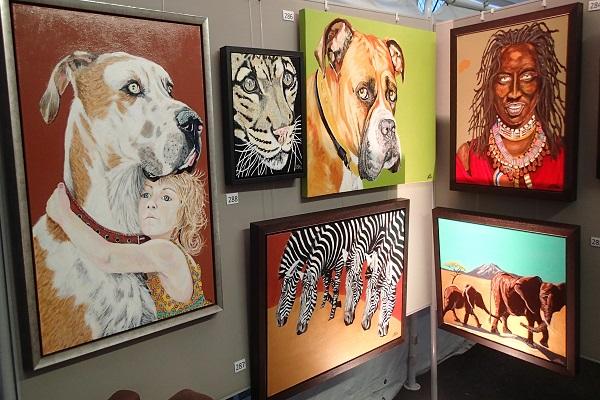 Art4Africa Paintings